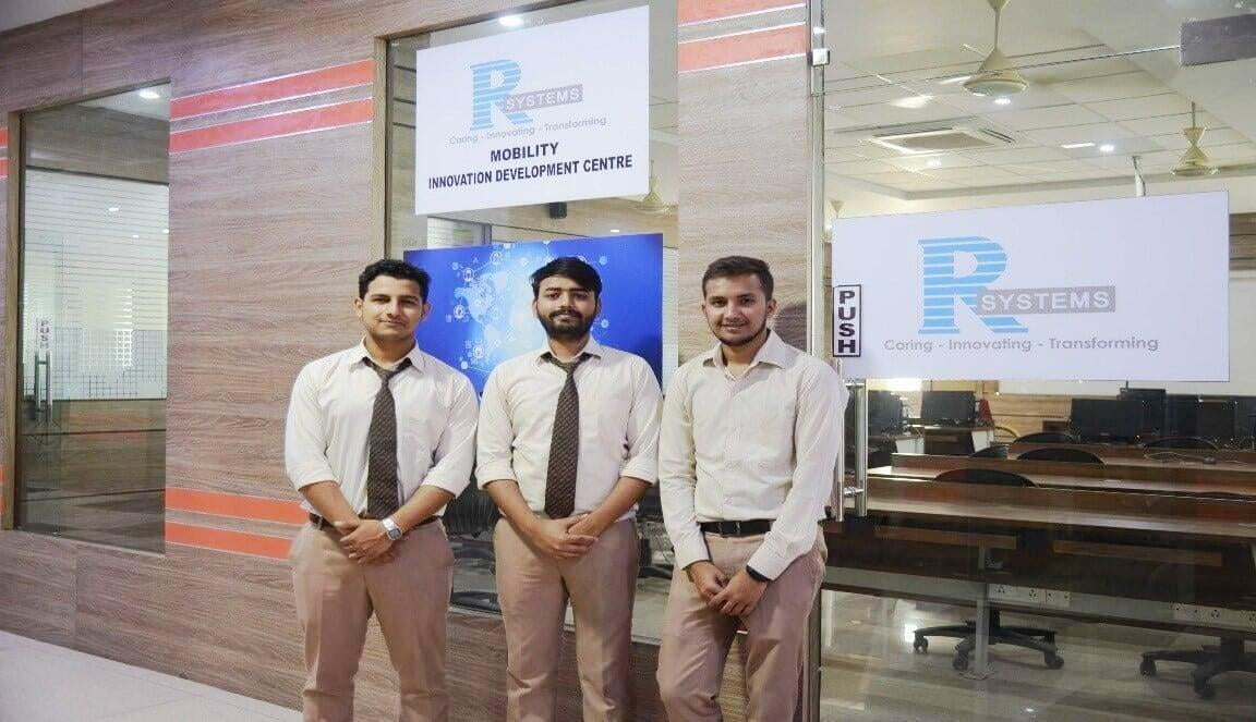 Rsystem Lab at ITS Center of Excellence