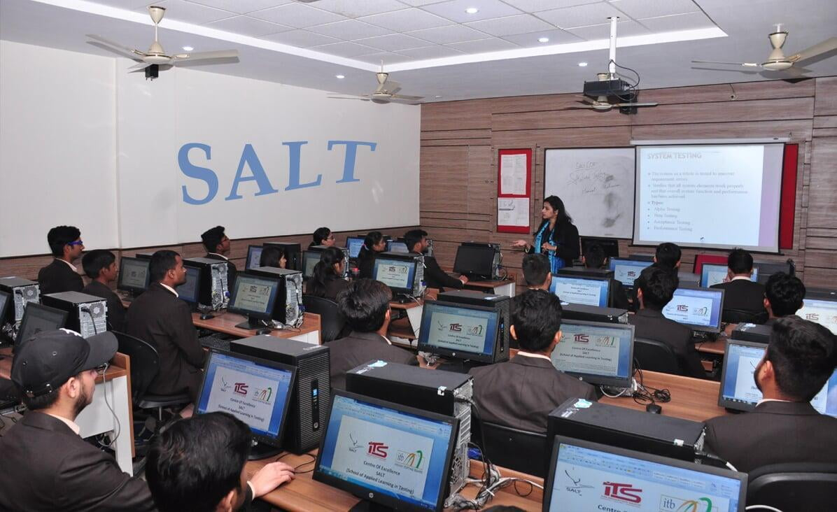 SALT Lab at ITS Center of Excellence