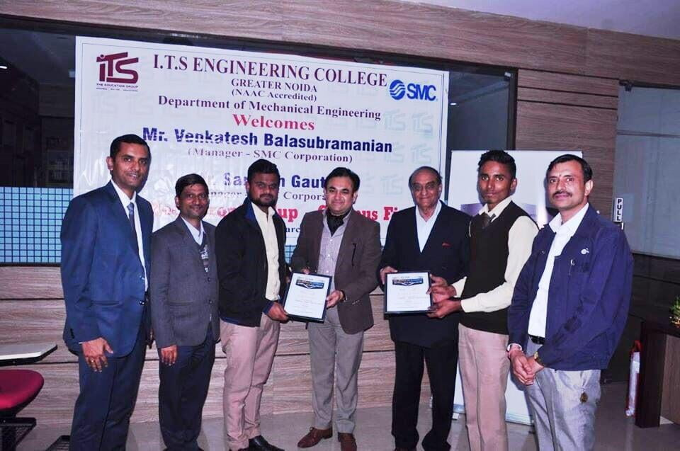 MC MECHATRONICS CUP ORGANISED  AT ITS