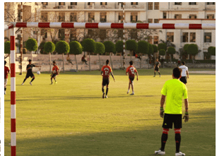 Sports Activities at ITS Greater Noida
