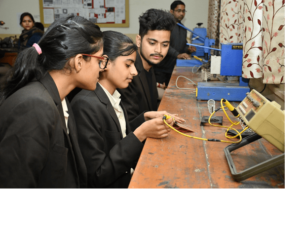 Electronics Workshop and PCB Lab at ITS