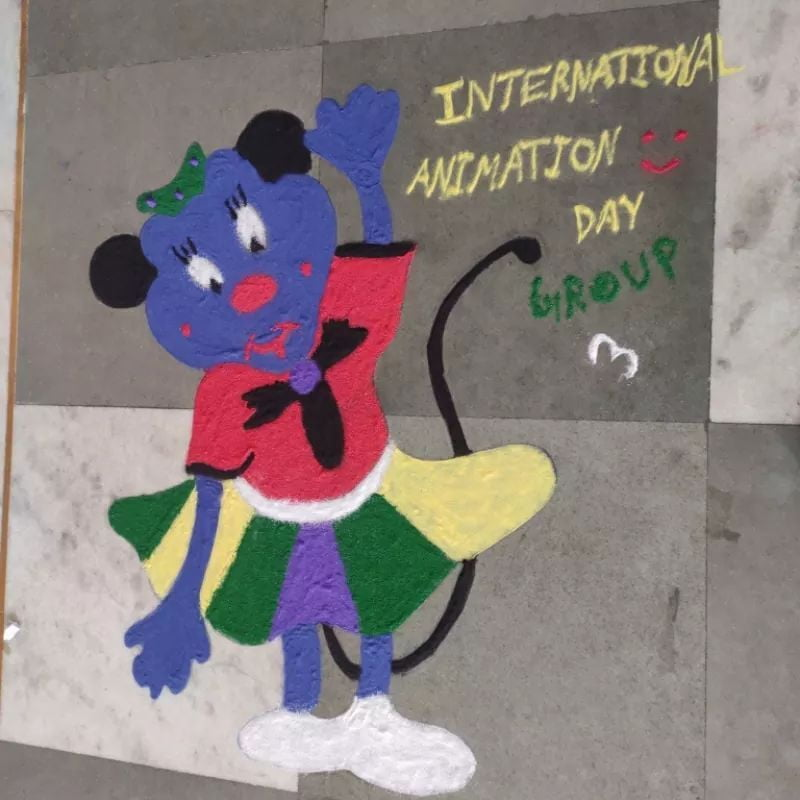 iNTERNATIONAL aNIMATION dAY