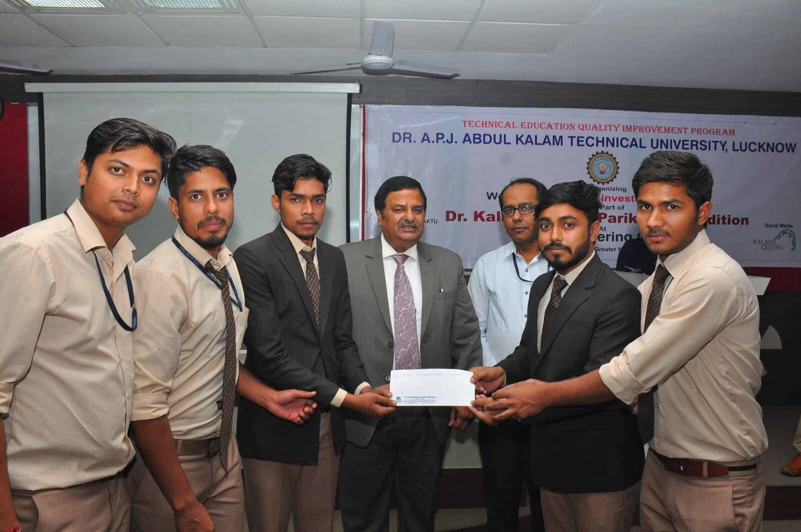 Dr. Kalam Start UP Parikarma with ITS Students
