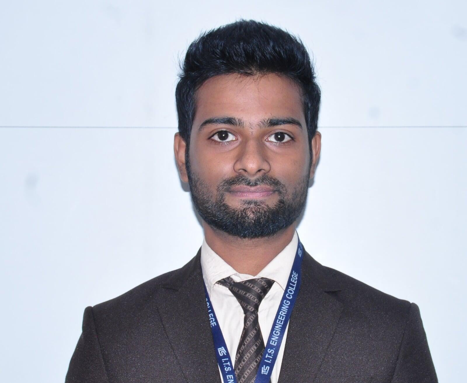 Md. Arshan Amin Student Placement Committee