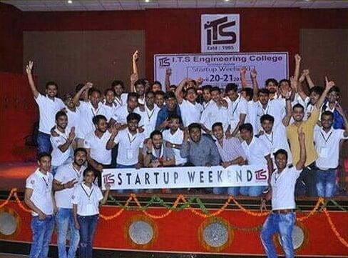 Start up Weekend ITS Engineering College