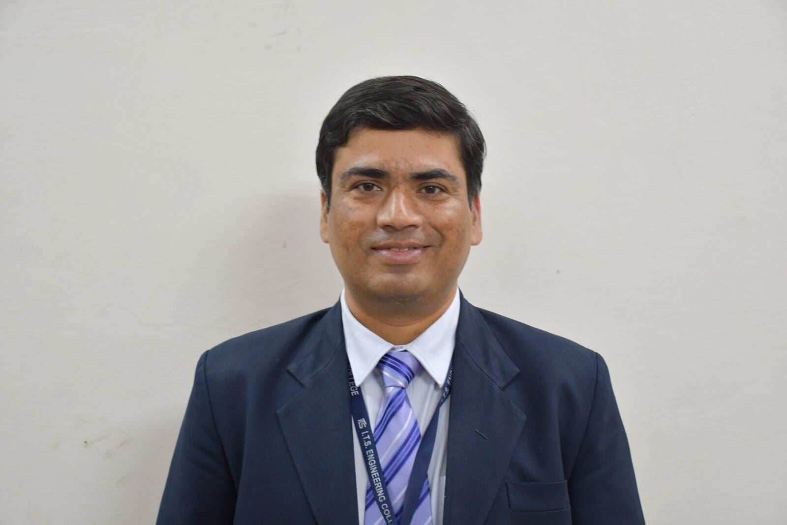 Mr. Praveen Bhola B.Tech ECE Faculty at ITS