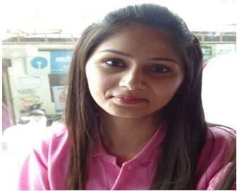 ITS Alumni Bhumika Chaudhary working at DESFSY Solutions