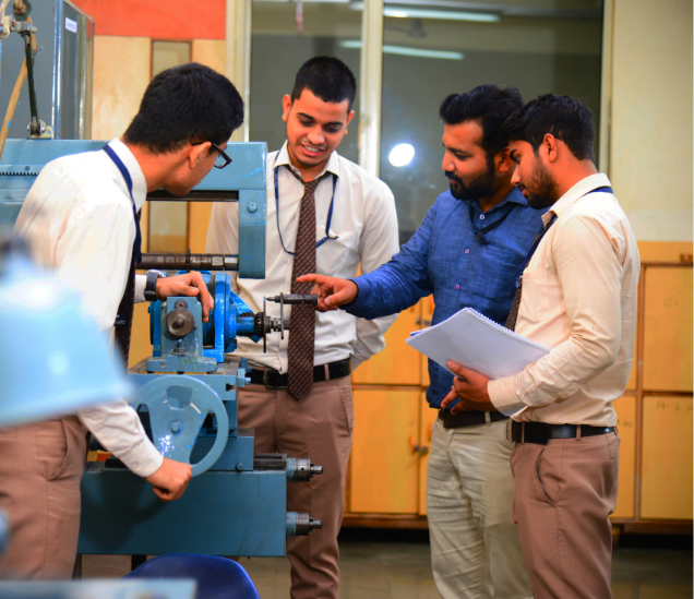 B.Tech Lateral Admission Process ITS Engineering College
