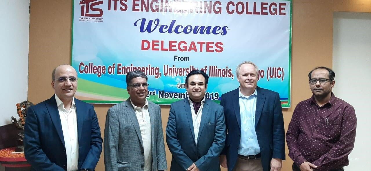 "Guest Lecture on ""Exploring Higher Education and Research Opportunities in USA"""