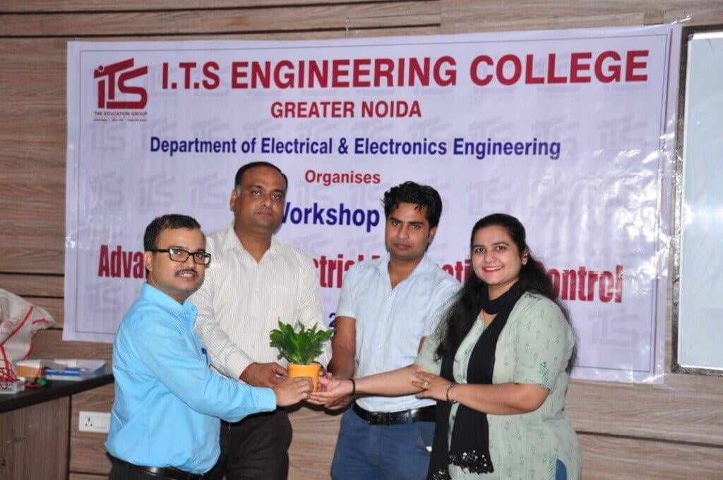 "Workshop on ""Advancement in Industrial Automation & Control"""