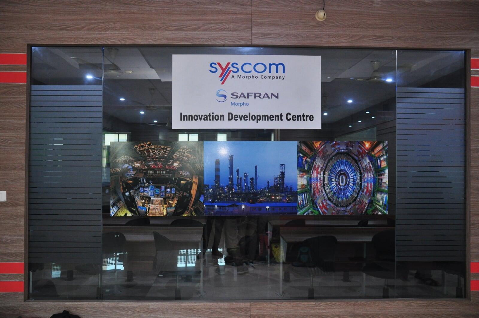 Syscom Lab ITS Engineering College