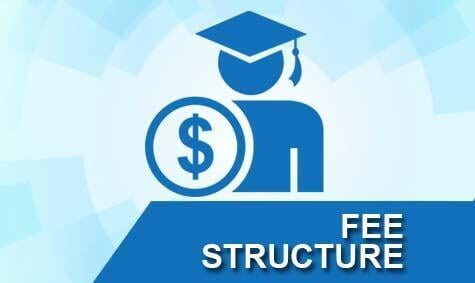 Fee Structure B.Tech and MBA at ITS